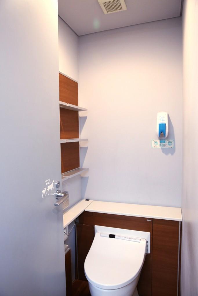 お手洗い 2階