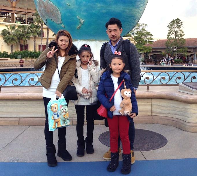 大久保恒産の番頭の仕事紹介記事における小池さんの休日写真