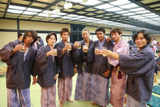 大久保恒産の職人村野チームの写真
