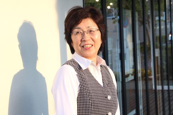 大久保恒産で経理部の顧問を務める磯崎さんの写真