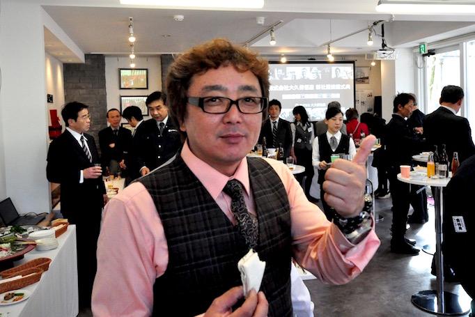 大久保恒産で働く番頭 工事部副部長三井さんの写真