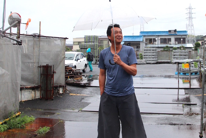 株式会社大久保恒産で働く社員職人鈴木さんの写真