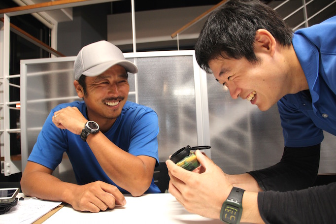 神奈川県青葉区にある足場施工会社 株式会社大久保恒産で低層工事部 品質管理 委員長として働く足場職人山口さんの写真