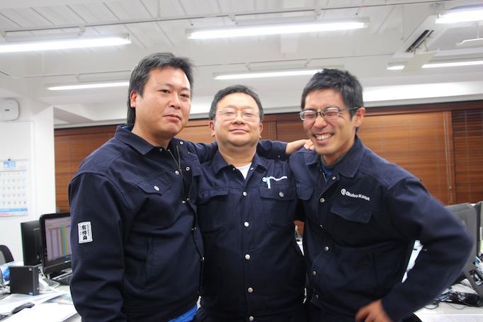 神奈川県青葉区にある足場施工会社 株式会社大久保恒産で工事 事務 課長代理として働く加治木さんの写真