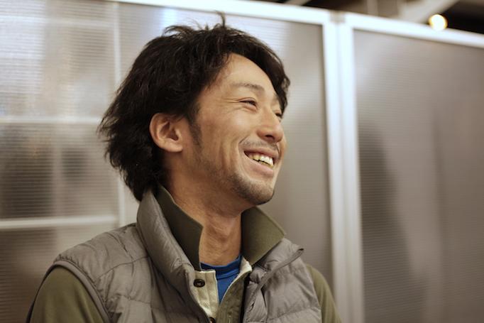 神奈川県青葉区にある足場施工会社 株式会社大久保恒産で足場職人として働く齊藤さんの写真